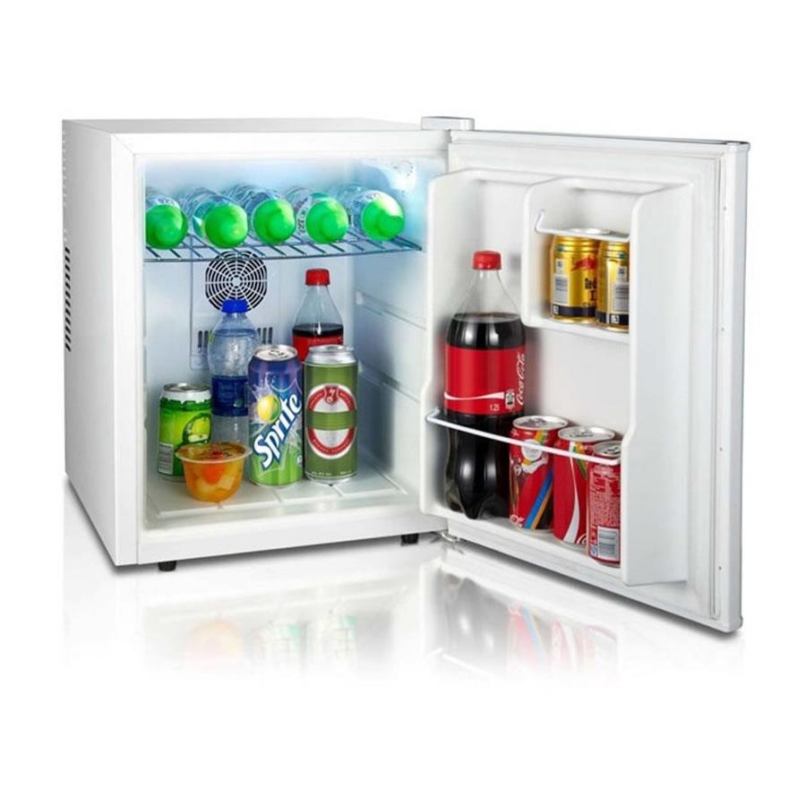 MINI FRIGORIFERO con COMPRESSORE in Classe A MINIFRIGO BAR 46 LT con freezer 50+